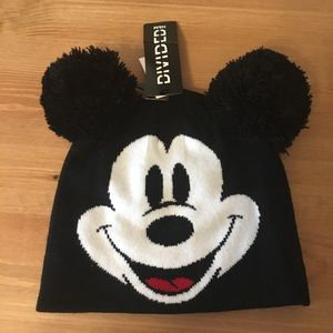 Mickey Mouse Kids Winter Hat
